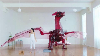 POM Wonderful TV Spot, 'Crazy Healthy Dragon' - Thumbnail 6