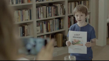 HP TV Spot, 'Lost Iguana' - 31 commercial airings