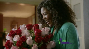 1-800-FLOWERS.COM TV Spot, \'There\'s Always a Reason to Send a Smile\'