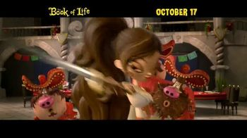 The Book of Life - Alternate Trailer 18