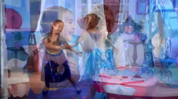 Frozen Talking Vanity TV Spot, 'Magical Light Up Dress' - Thumbnail 9