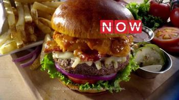 Chili's Sweet & Smoky Burger TV Spot, 'Fresh Ahora' [Spanish] - Thumbnail 10