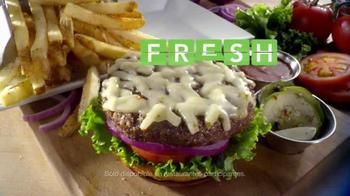 Chili's Sweet & Smoky Burger TV Spot, 'Fresh Ahora' [Spanish] - Thumbnail 9