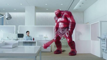 POM Wonderful TV Spot, 'Crazy Healthy Cyclops' - Thumbnail 8