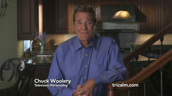 TriCalm TV Spot, 'Dry, Itchy Skin' Featuring Chuck Woolery - Thumbnail 1