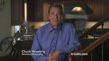 TriCalm TV Spot, 'Dry, Itchy Skin' Featuring Chuck Woolery - Thumbnail 2