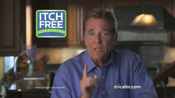 TriCalm TV Spot, 'Dry, Itchy Skin' Featuring Chuck Woolery