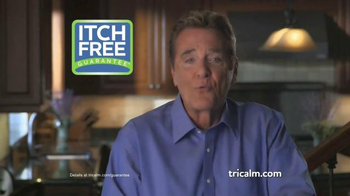 TriCalm TV Spot, 'Dry, Itchy Skin' Featuring Chuck Woolery - Thumbnail 9