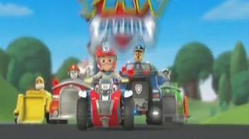 PAW Patrol On-A-Roll Trucks TV Spot, 'The Paw Patrol is on a Roll' - Thumbnail 1