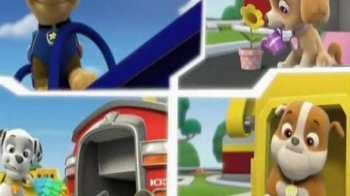 PAW Patrol On-A-Roll Trucks TV Spot, 'The Paw Patrol is on a Roll' - Thumbnail 2