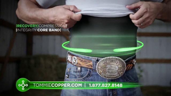 Tommie Copper Compression TV Spot, 'Rodeo & Ranch'