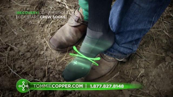 Tommie Copper Compression TV Spot, 'Rodeo & Ranch' - Thumbnail 6