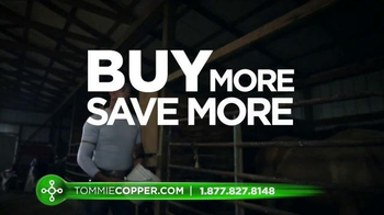 Tommie Copper Compression TV Spot, 'Rodeo & Ranch' - Thumbnail 9