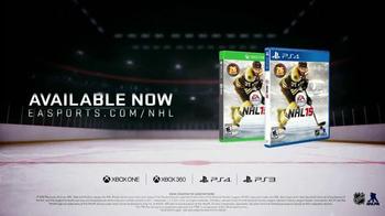 EA Sports NHL 15 TV Spot, 'Make the Shot' - Thumbnail 9