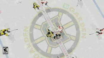 EA Sports NHL 15 TV Spot, 'Make the Shot' - Thumbnail 4