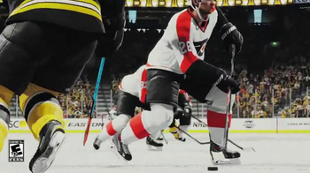 EA Sports NHL 15 TV Spot, 'Make the Shot' - Thumbnail 5