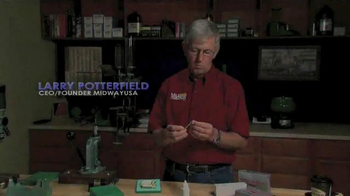 MidwayUSA TV Spot, 'Four Reasons to Reload Your Own Ammo' - Thumbnail 1
