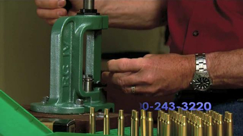 MidwayUSA TV Spot, 'Four Reasons to Reload Your Own Ammo'