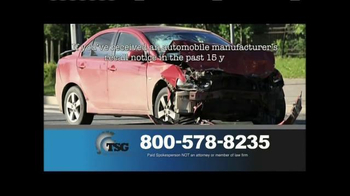 The Sentinel Group TV Spot, 'Automobile Accident' - Thumbnail 3