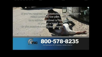 The Sentinel Group TV Spot, 'Automobile Accident' - Thumbnail 4