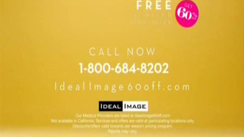 Ideal Image TV Spot, 'Done with Waxing' - Thumbnail 10