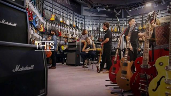 Guitar Center Fall Savings Event TV Spot - Thumbnail 1