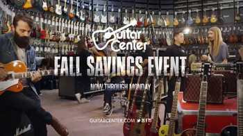 Guitar Center Fall Savings Event TV Spot - Thumbnail 10