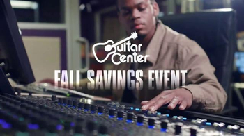 Guitar Center Fall Savings Event TV Spot - Thumbnail 2