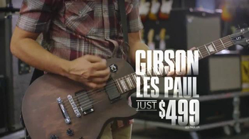 Guitar Center Fall Savings Event TV Spot - Thumbnail 5
