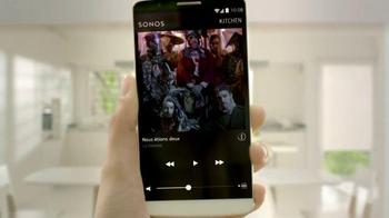 Sonos Play: 1 TV Spot, 'Pop Art' Song by La Femme - Thumbnail 1