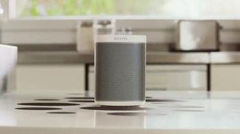 Sonos Play: 1 TV Spot, 'Pop Art' Song by La Femme - Thumbnail 2