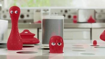 Sonos Play: 1 TV Spot, 'Pop Art' Song by La Femme - Thumbnail 8
