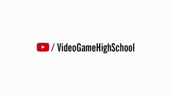 YouTube TV Spot, 'Video Game High School' - Thumbnail 1