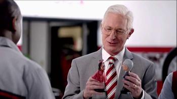 Toyota Service Center TV Spot, 'Bobblehead' - 1 commercial airings