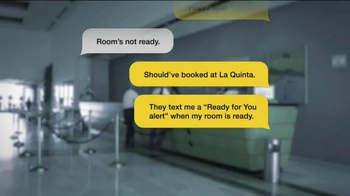 La Quinta Inns and Suites TV Spot, 'Game Ready' - Thumbnail 5