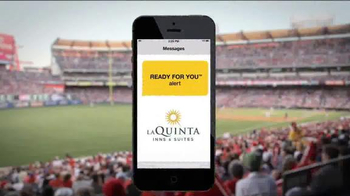 La Quinta Inns and Suites TV Spot, 'Game Ready' - Thumbnail 7