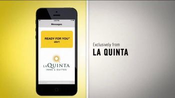 La Quinta Inns and Suites TV Spot, 'Game Ready' - Thumbnail 9