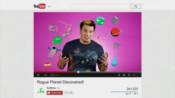 YouTube TV Spot, 'SciShow: Cats' - Thumbnail 5