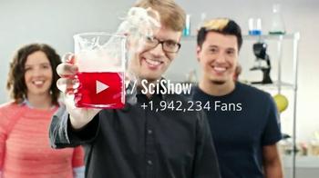 YouTube TV Spot, 'SciShow: Am I 1% Nacho?' - Thumbnail 10
