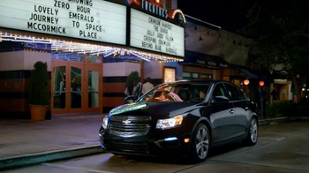 2015 Chevrolet Cruze TV Spot, 'First Date: #TheNew Independence' - Thumbnail 3