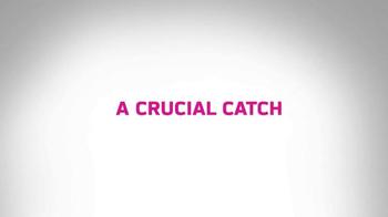 NFL TV Spot, 'A Crucial Catch' - Thumbnail 9