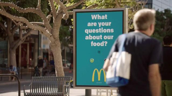 McDonald's TV Spot, 'Our Food. Your Questions.' - Thumbnail 1