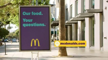 McDonald's TV Spot, 'Our Food. Your Questions.' - Thumbnail 9