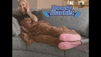 Booty Blanket TV Spot