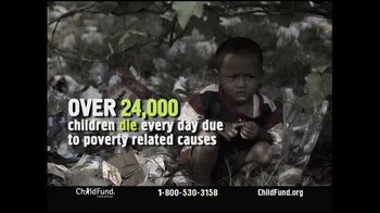 Child Fund TV Spot, 'Change a Child's Life'