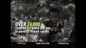 Child Fund TV Spot, 'Change a Child's Life'