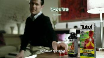 Tukol Multi-Symptom Cold TV Spot, 'Expulsa Las Flemas' [Spanish] - Thumbnail 4