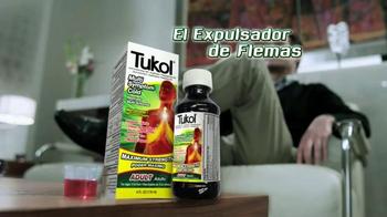 Tukol Multi-Symptom Cold TV Spot, 'Expulsa Las Flemas' [Spanish] - Thumbnail 8
