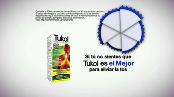 Tukol Multi-Symptom Cold TV Spot, 'Expulsa Las Flemas' [Spanish] - Thumbnail 9