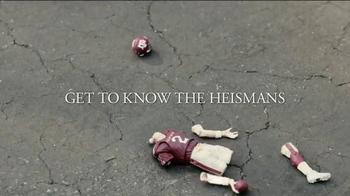 Nissan TV Spot, 'Heisman House: Mini Johnny' - Thumbnail 10